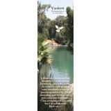 Jordan River Baptismal Site Bookmark