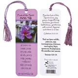 Fruit of the Spirit Scripture Bookmark from Israel