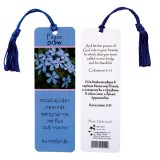 Peace Scripture Bookmark  from Israel