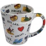 Jerusalem Expression All Over Mug