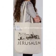 Jerusalem Jaffa Gate Tote Bag